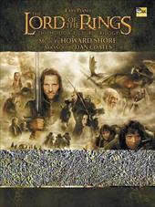 The Lord of the Rings Trilogy: Music from the Motion Pictures Arranged for Easy Piano 2855596