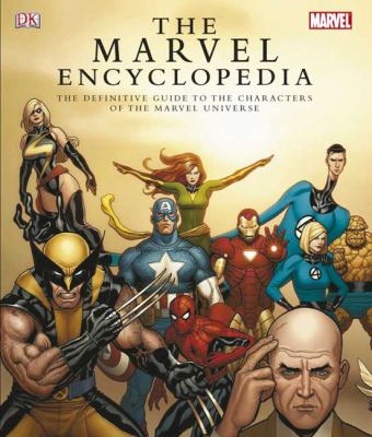 The Marvel Comics Encyclopedia 9780756624729