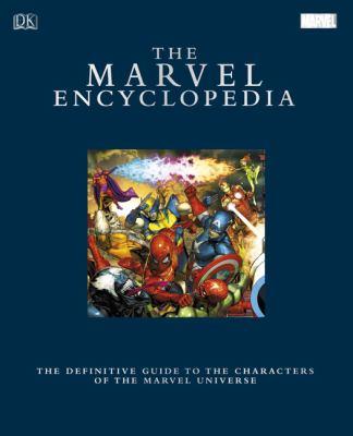 marvel encyclopedia e-book review