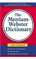 The Merriam-Webster Dictionary 9780756957766