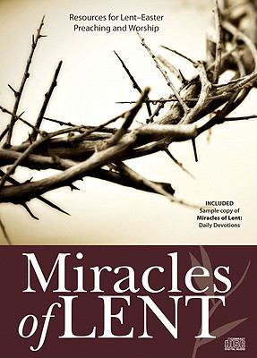 Miracles of Lent [With Miracles of Lent Daily Devotions] 9780758626745