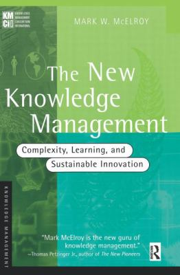 The New Knowledge Management 9780750676083