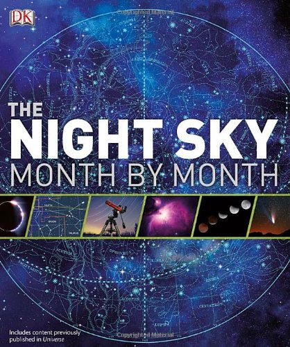 The Night Sky Month by Month 9780756671488