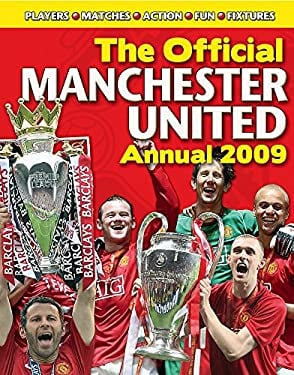 The Official Manchester United Annual 9780752897974