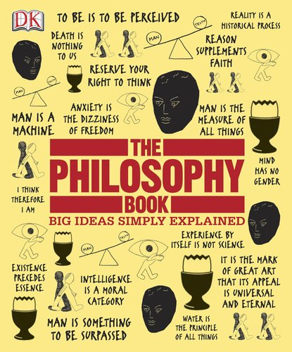 The Philosophy Book 9780756668617