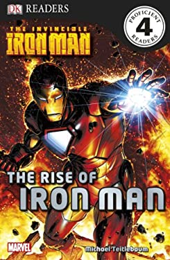 The Rise of Iron Man 9780756657840