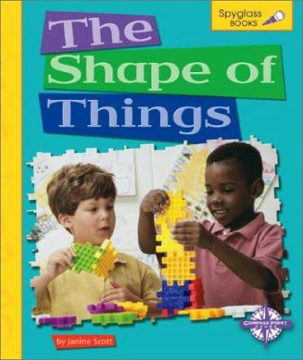 The Shape of Things 9780756504533