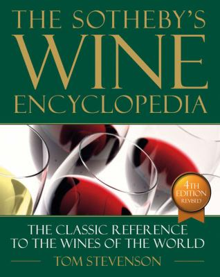 The Sotheby's Wine Encyclopedia 9780756631642