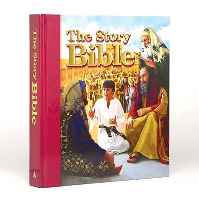 The Story Bible: 130 Stories of God's Love 9780758619020