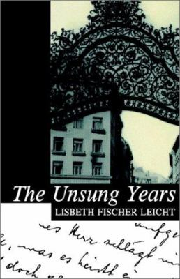 The Unsung Years 9780754100614