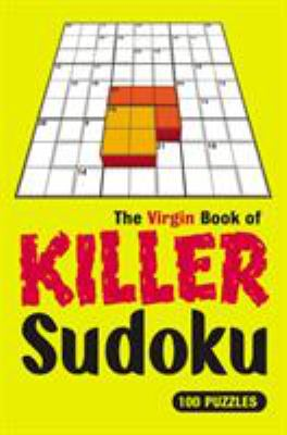 The Virgin Book of Killer Sudoku 9780753511589