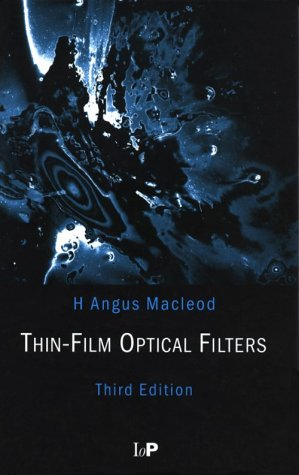 Thin-Film Optical Filters, Third Edition 9780750306881