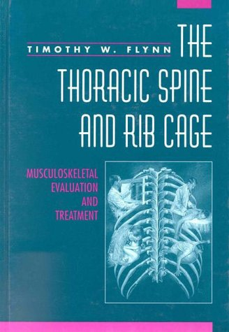Thoracic Spine and Rib Cage 9780750695176