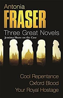 Three Great Novels - Jemima Shore on the Case: