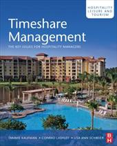 Timeshare Management (9780750685993 2797787) photo