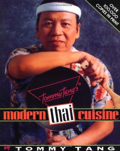 Tommy Tang's Modern Thai Cuisine 9780757002540