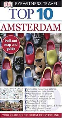 Top 10 Amsterdam 9780756623913