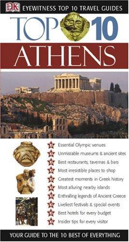 Top 10 Athens 9780756600303