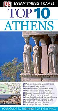 Top 10 Athens [With Pull-Out Map] 9780756660529