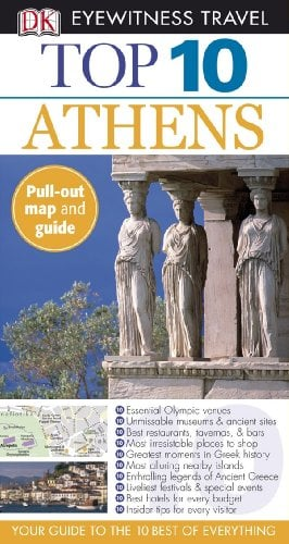 Top 10 Athens [With Pull-Out Map] 9780756632335