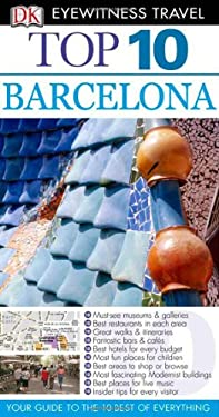 DK Eyewitness Travel: Top 10 Barcelona