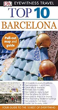 Top 10 Barcelona [With Map] 9780756660536