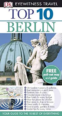Top 10 Berlin [With Fold Out Map] 9780756661274