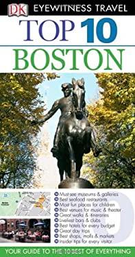 Top 10 Boston 9780756669621
