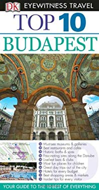 Top 10 Budapest [With Map] 9780756661373