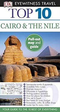 Top 10 Cairo and the Nile 9780756670504