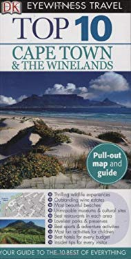 Top 10 Cape Town & the Winelands [With Pull-Out Map] 9780756639341
