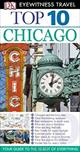Top 10 Chicago [With Map]  by Elaine Glusac, 9780756684549