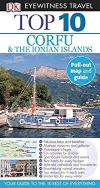 Top 10 Corfu & the Ionians [With Map] 9780756684648