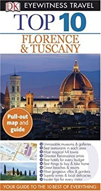 Top 10 Florence & Tuscany [With Map] 9780756640989