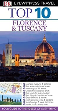 Top 10 Florence and Tuscany 9780756669430