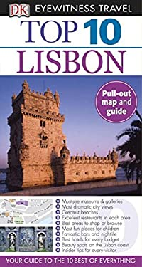 Top 10 Lisbon [With Pull-Out Map & Guide] 9780756670399