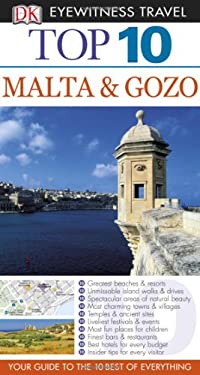 Top 10 Malta & Gozo [With Map] 9780756645724