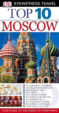 Top 10 Moscow 9780756685386