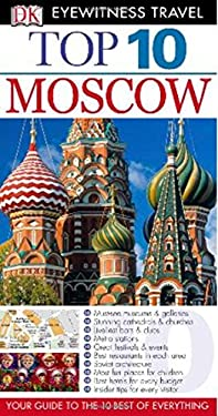 Top 10 Moscow [With Map] 9780756657239