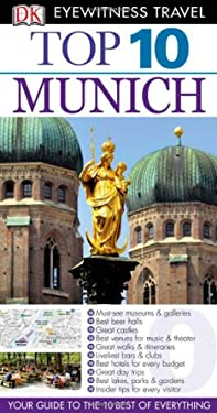 DK Eyewitness Travel: Top 10 Munich 9780756669256