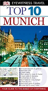 Top 10 Munich 9780756695989
