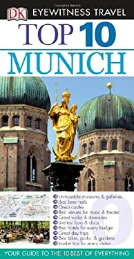 Top 10 Munich [With Pull-Out Map & Guide] 9780756640965