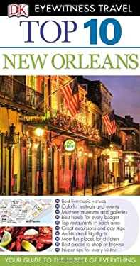 Top 10 New Orleans 9780756685515