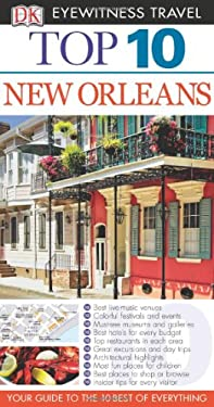 Top 10 New Orleans 9780756661960