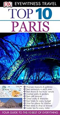 DK Eyewitness Travel: Top 10 Paris 9780756669331