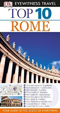 Top 10 Rome 9780756696580