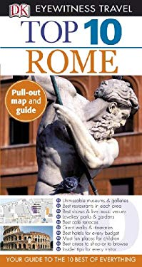 Top 10 Rome [With Fold Out Map] 9780756660765