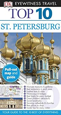 Top 10 St. Petersburg [With Map] 9780756684655