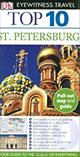 Top 10 St. Petersburg [With Pull-Out Map]  by Marc Bennetts, 9780756636517