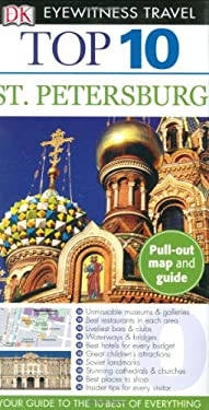 Top 10 St. Petersburg [With Pull-Out Map] 9780756636517